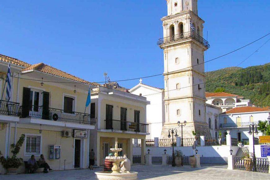 St Mavra Zakynthos