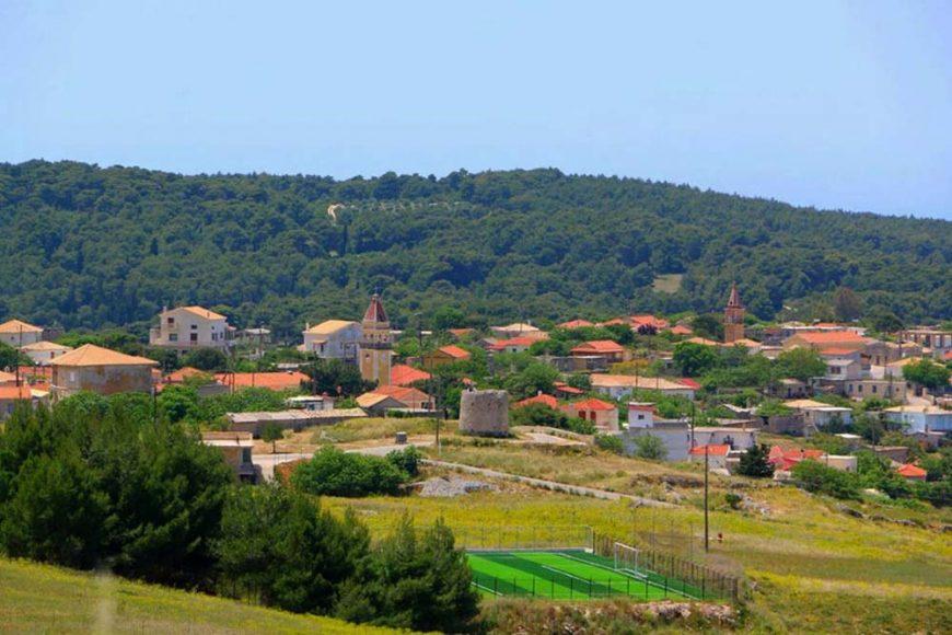Volimes Village